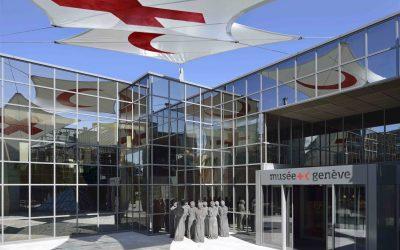 Fabuleux voyage au cœur de la Croix-Rouge à Genève